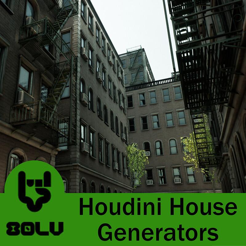 80 LVL: House Generators