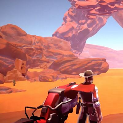 Driftor: A Game Jam