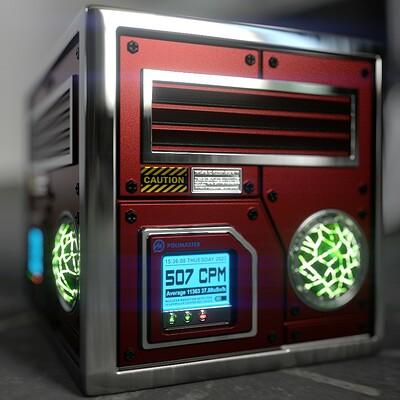 Neouser 333 sci fi wip6