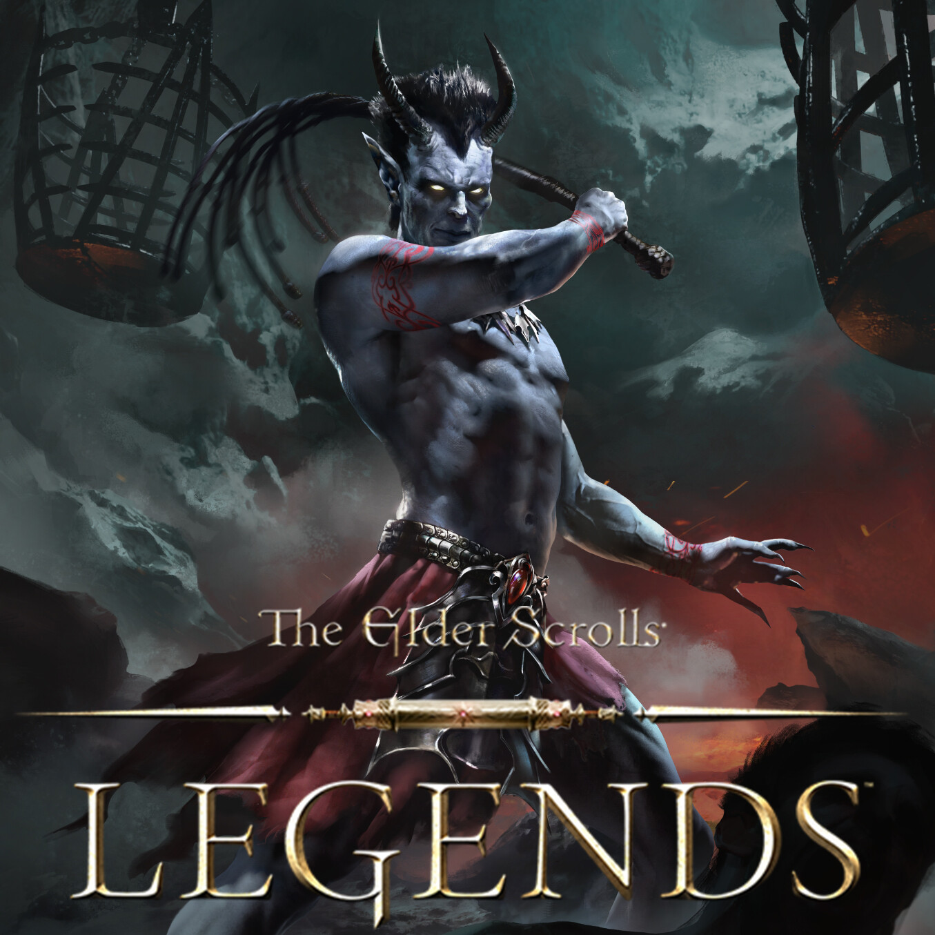 Mehrunes Dagon's Flayer - The Elder Scrolls: Legends