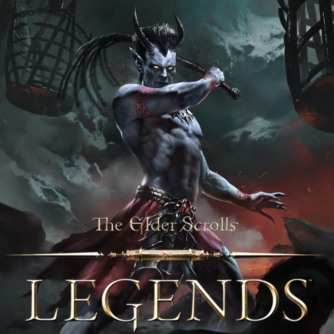 Mehrunes Dagon's Flayer - The Elder Scrolls: Legends