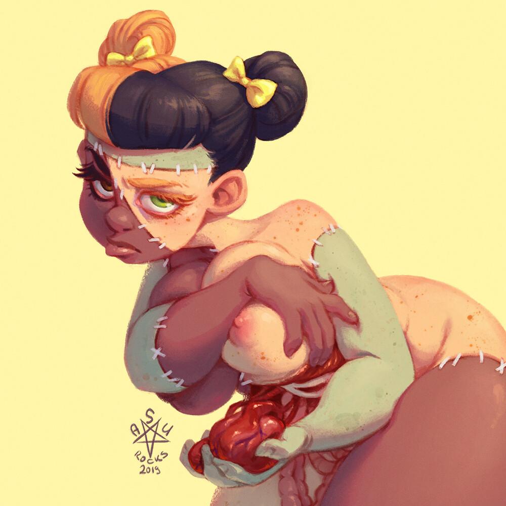 Frankengirl