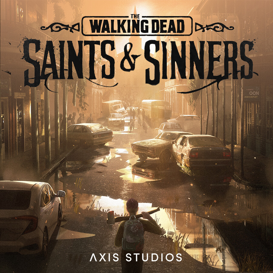 The Walking Dead : Saints & Sinners - Cinematic Trailer Concept