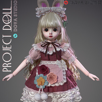 Rocky meng lolita doll 20190320dddddddddd