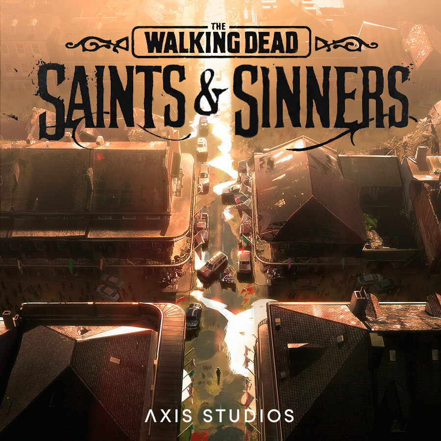 The Walking Dead : Saints & Sinners - Cinematic Trailer Concept 2