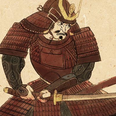 Rhys yorke samurai 01 1k