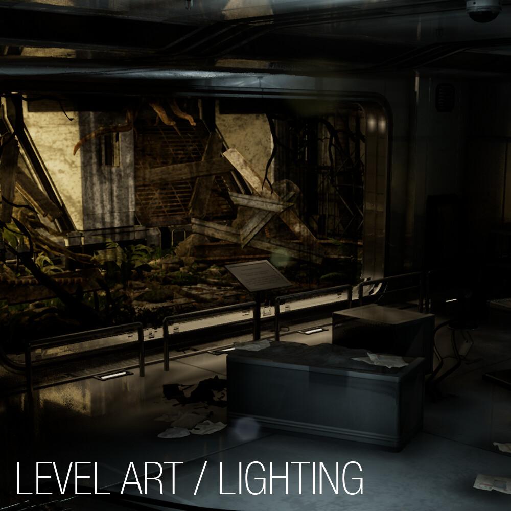 level art & lighting