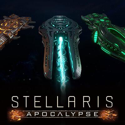 STELLARIS Apocalypse  - Titans vol.2