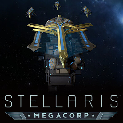 STELLARIS MegaCorp - The Caravaneers