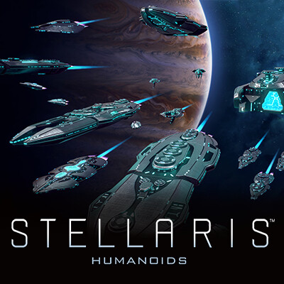 STELLARIS - Humanoid ships vol.1