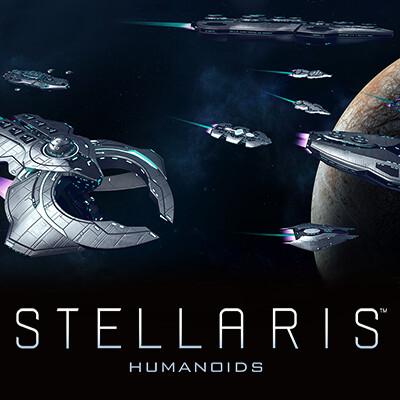 STELLARIS - Humanoid ships vol.2