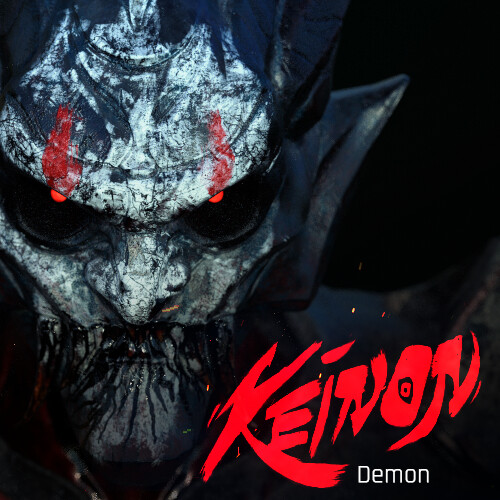 Keinon Demon - Look dev