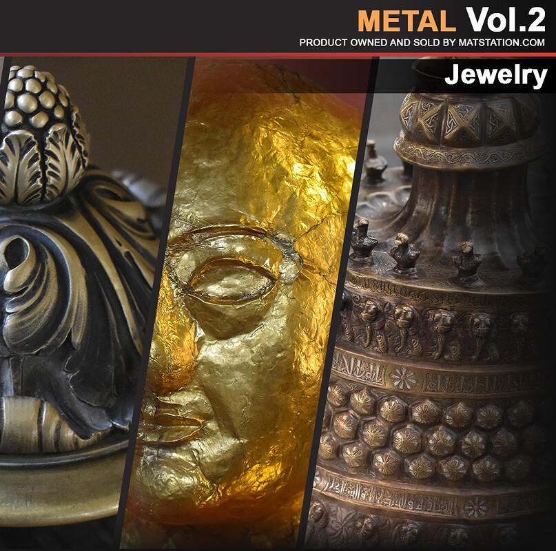 Photo Pack - Metal - Vol.2