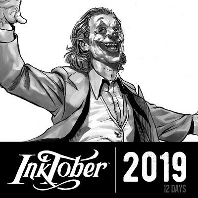 Josh matamoros inktober title 2019