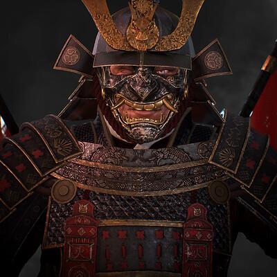 Albert patru samuraiportda