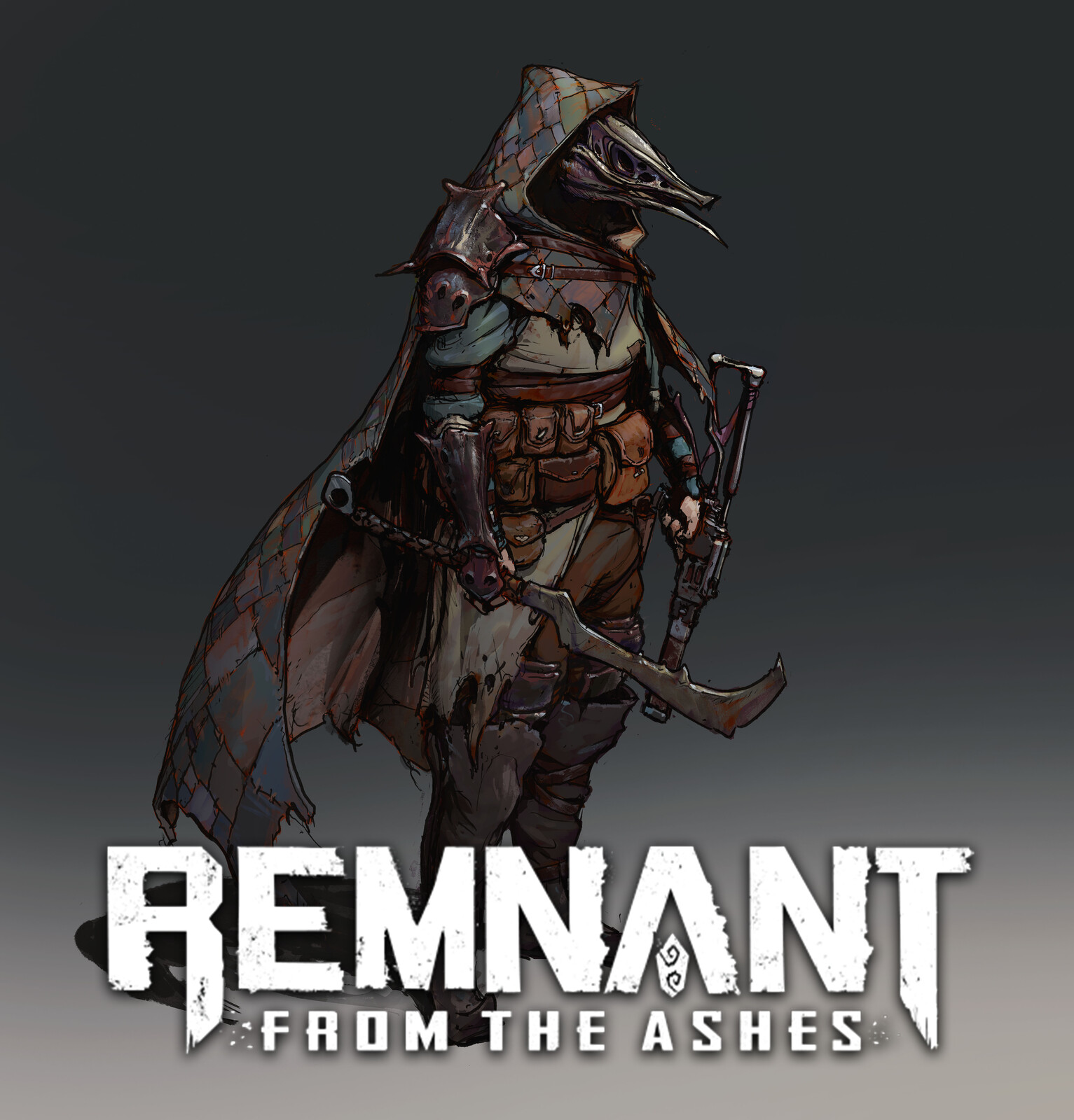 Remnant Swamp Armor