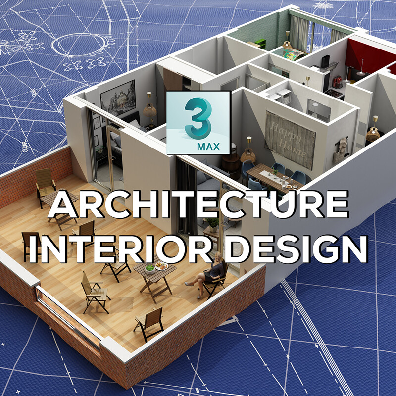 Interior Design  - 3d Architecture