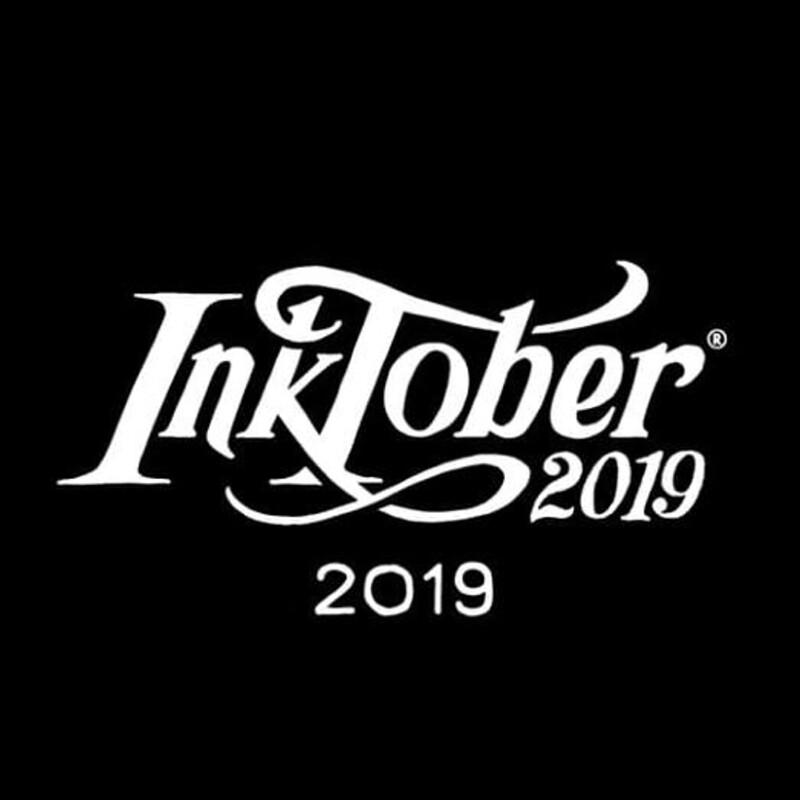 Inktober 2019: Robots