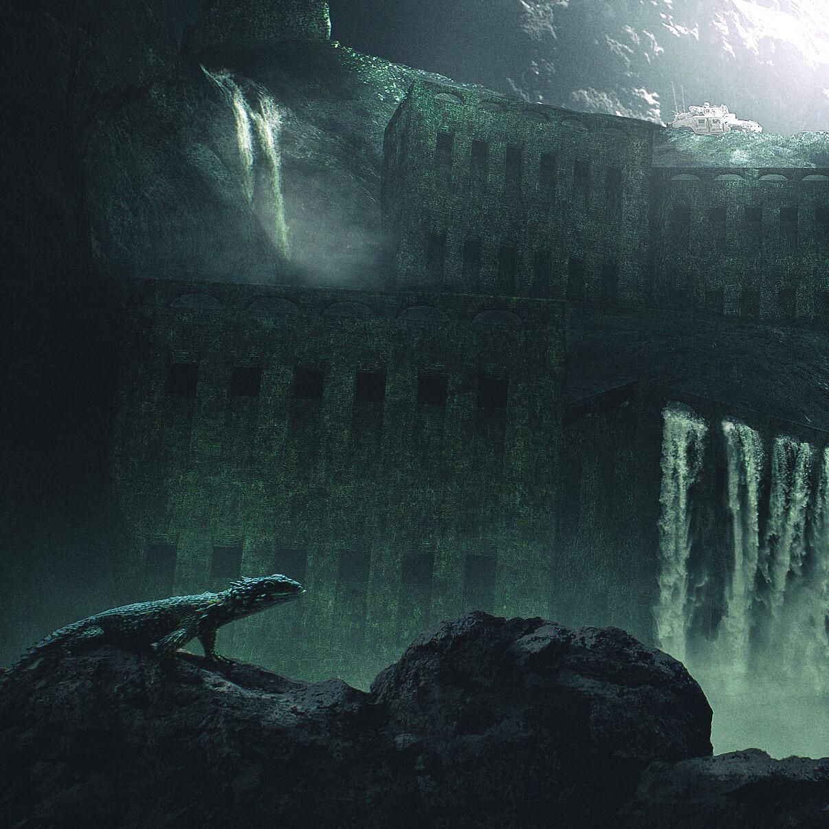 Cave City Ruins