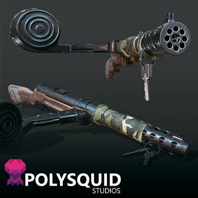 Polysquid studios mp18