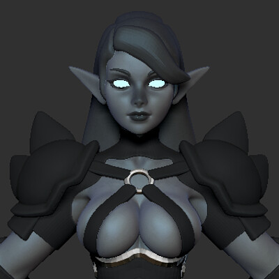 Mercurial forge zbrush 2019 11 10 19 35 11