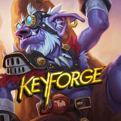 KeyForge: Worlds Collide