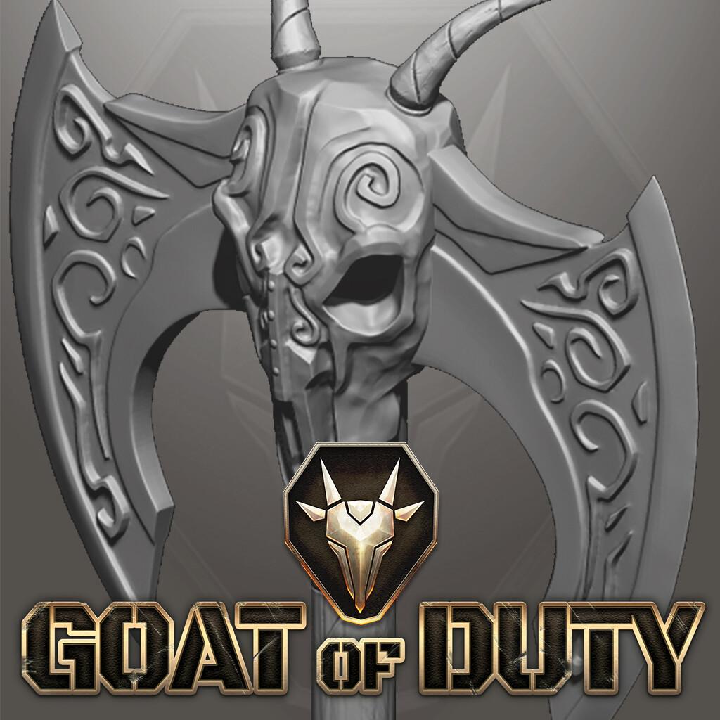 Goat of Duty - Props