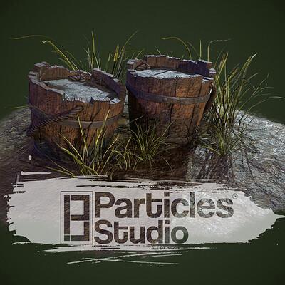 Mud Buckets Texturing