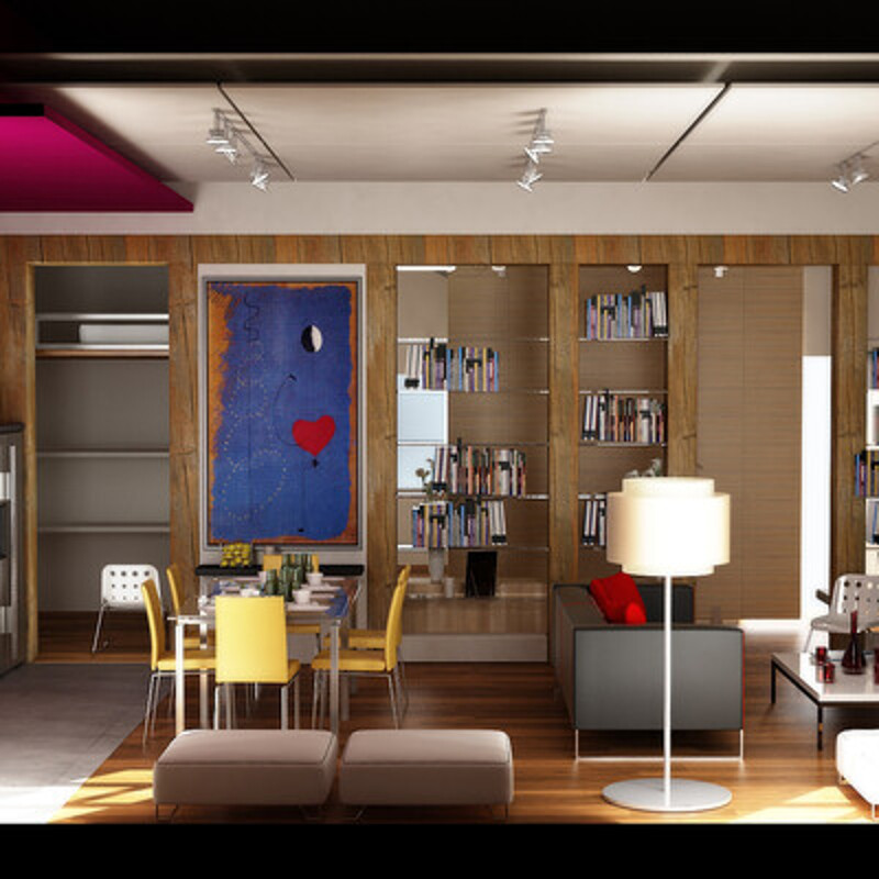 3D LOFT MADRID 2010