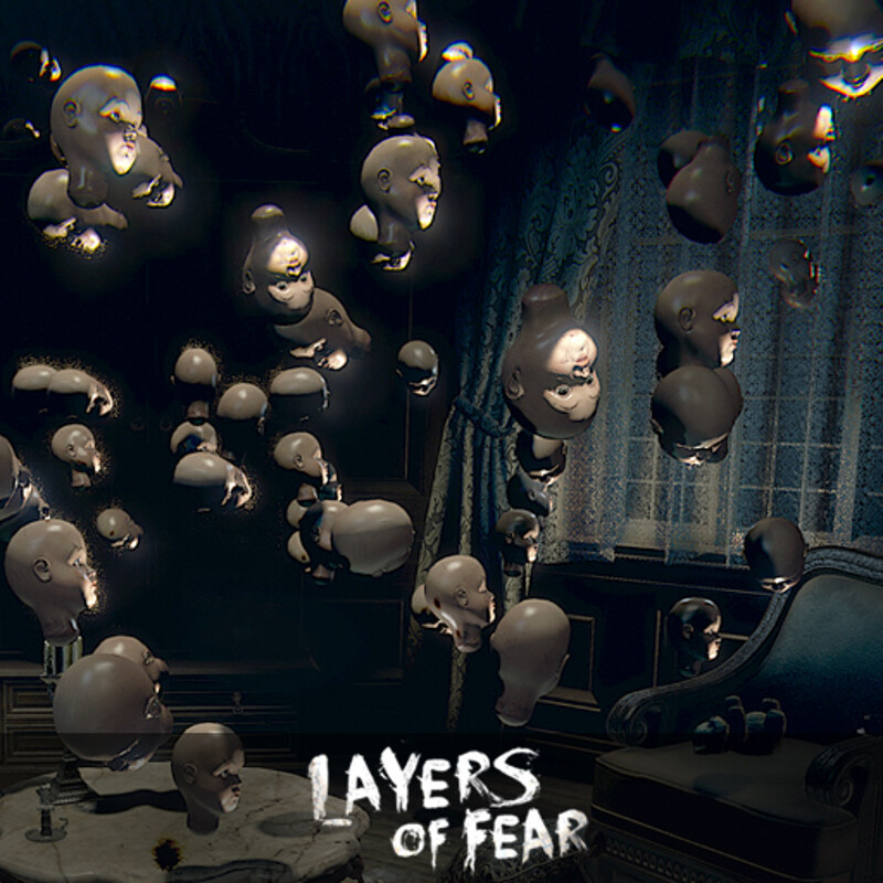 Layers of Fear - Environments | Level Design | Level Art | 2