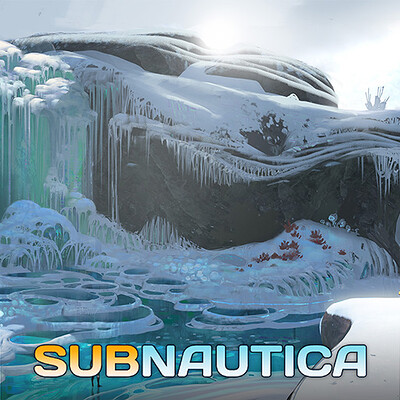 Pavel goloviy frozen river waterfall preview