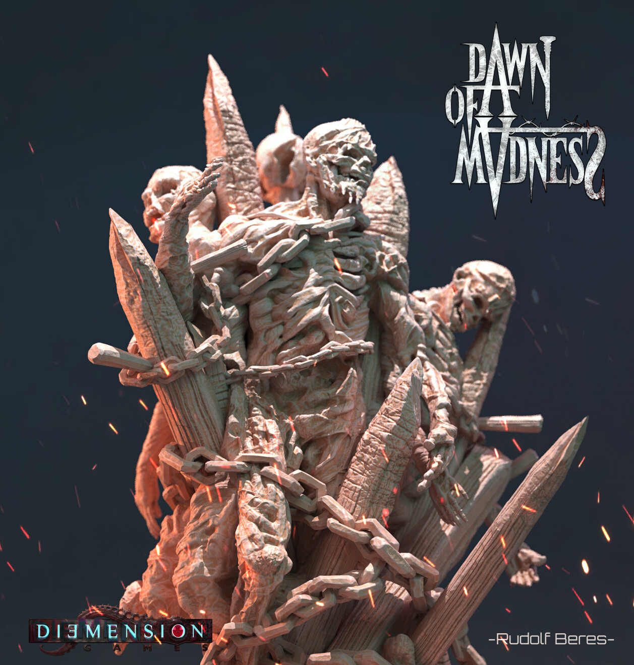 Dawn of Madness Fire punishment