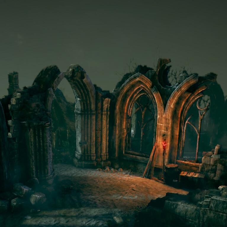 Gothic Castle - Modular Set - 2009