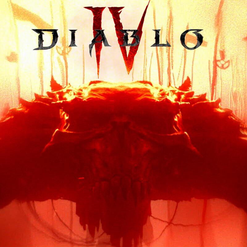 Diablo IV - BlizzCon work