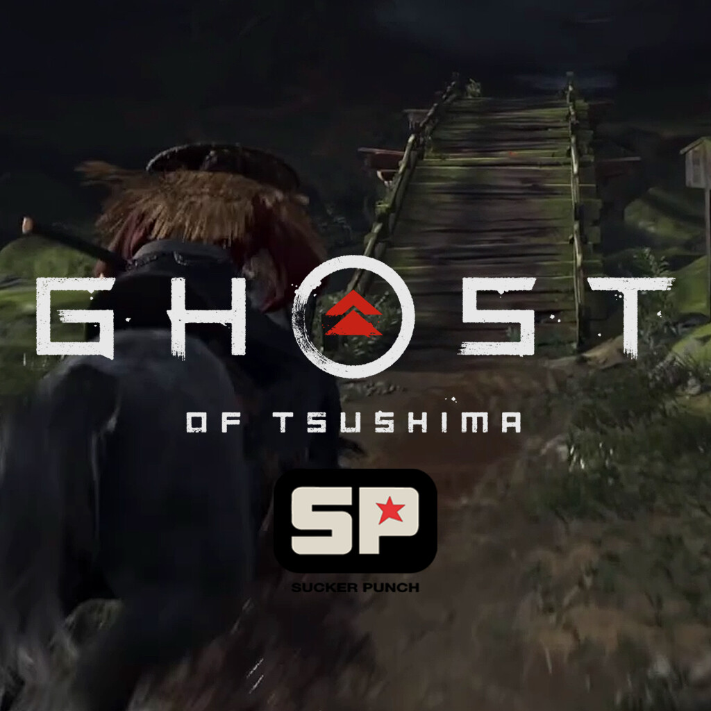 Ghost of Tsushima || E3 2018 Gameplay Debut