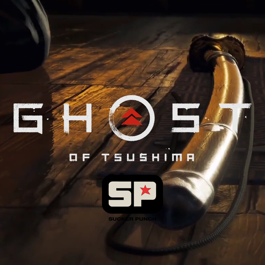 Ghost of Tsushima || PGW 2017 Debut