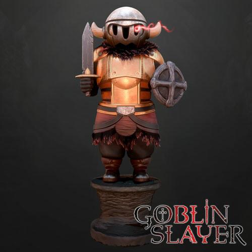 The goblin slayer : year one - fan art