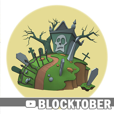 John griffiths community titlecard blocktober2019