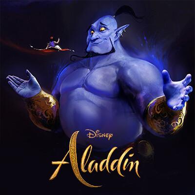 Genie, Aladdin 2019