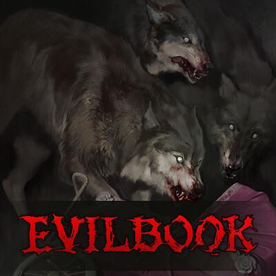 Marta dettlx evilbook artstation 2