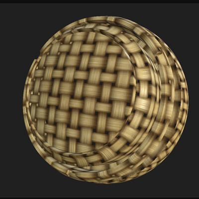 Bibin michael bamboo stitch