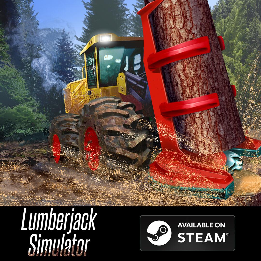 Lumberjack simulator cover