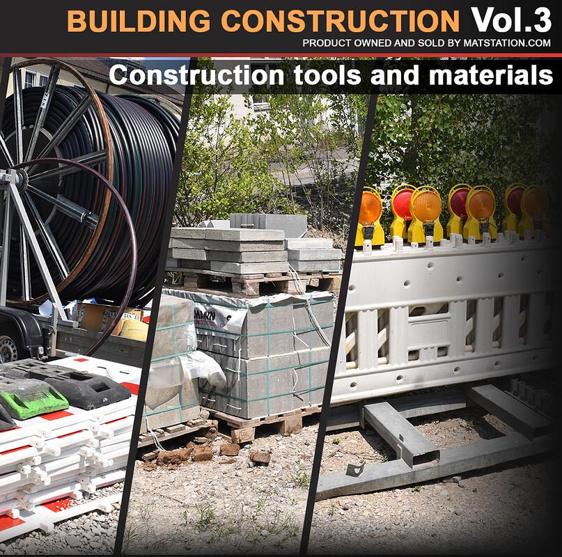 Photo Pack - Building Construction - Vol.3