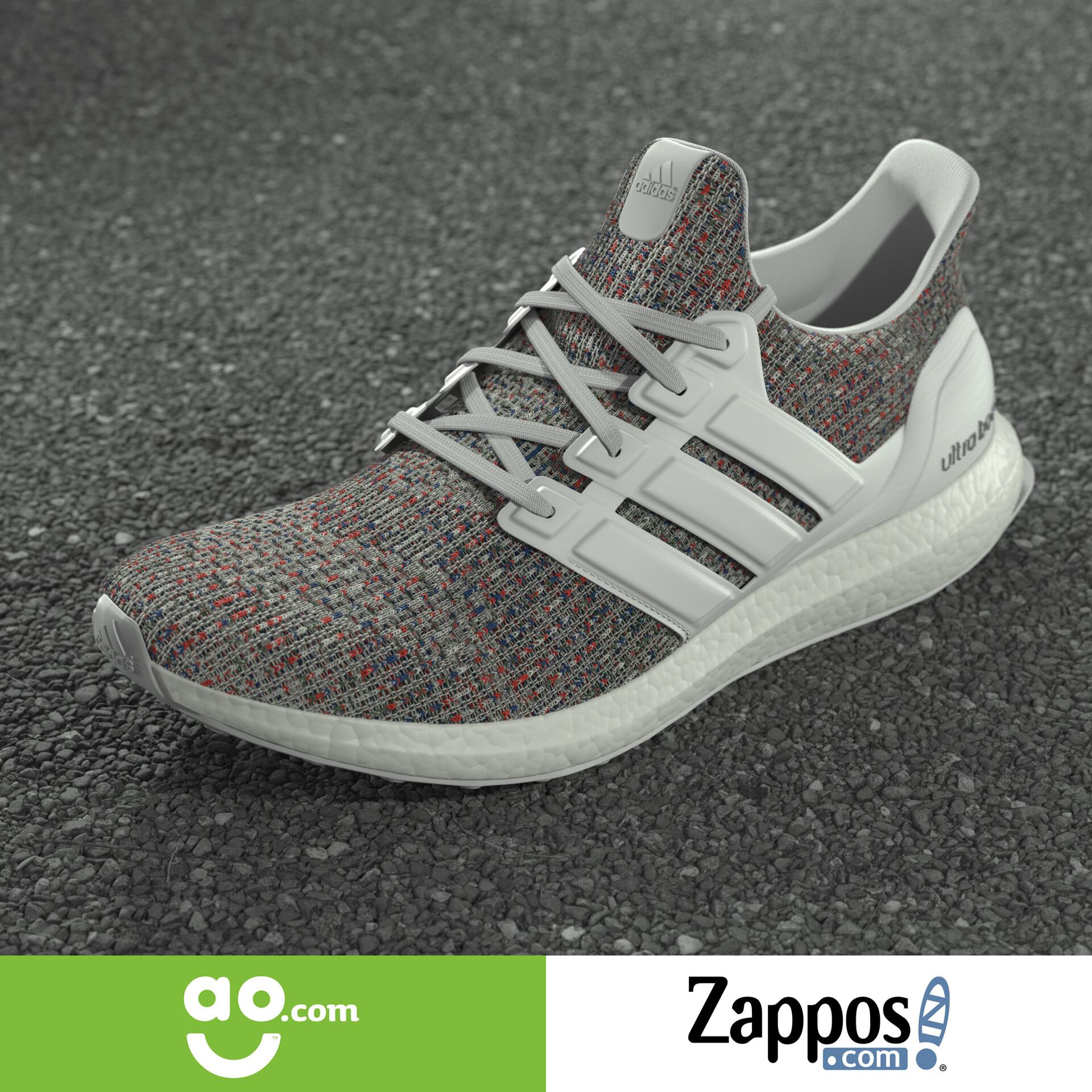 ArtStation Adidas Ultraboost: Product Visualisation