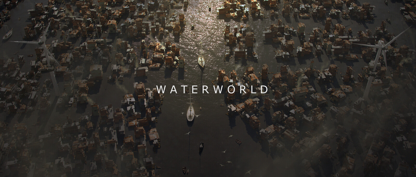 Waterworld _lie setiawan