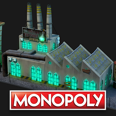 Monopoly: The Potion Factory