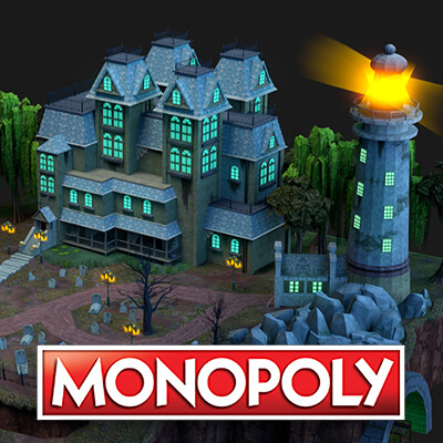 Monopoly: Mansion