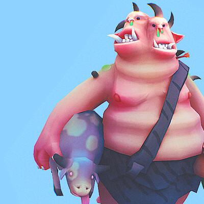 Chema samaniego ettin avatar