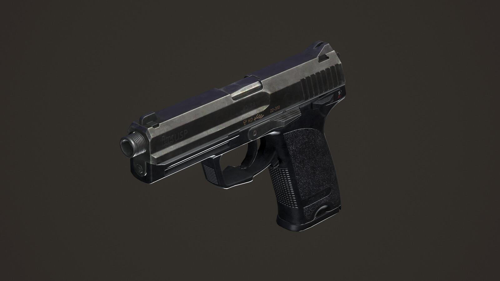 The USP .40