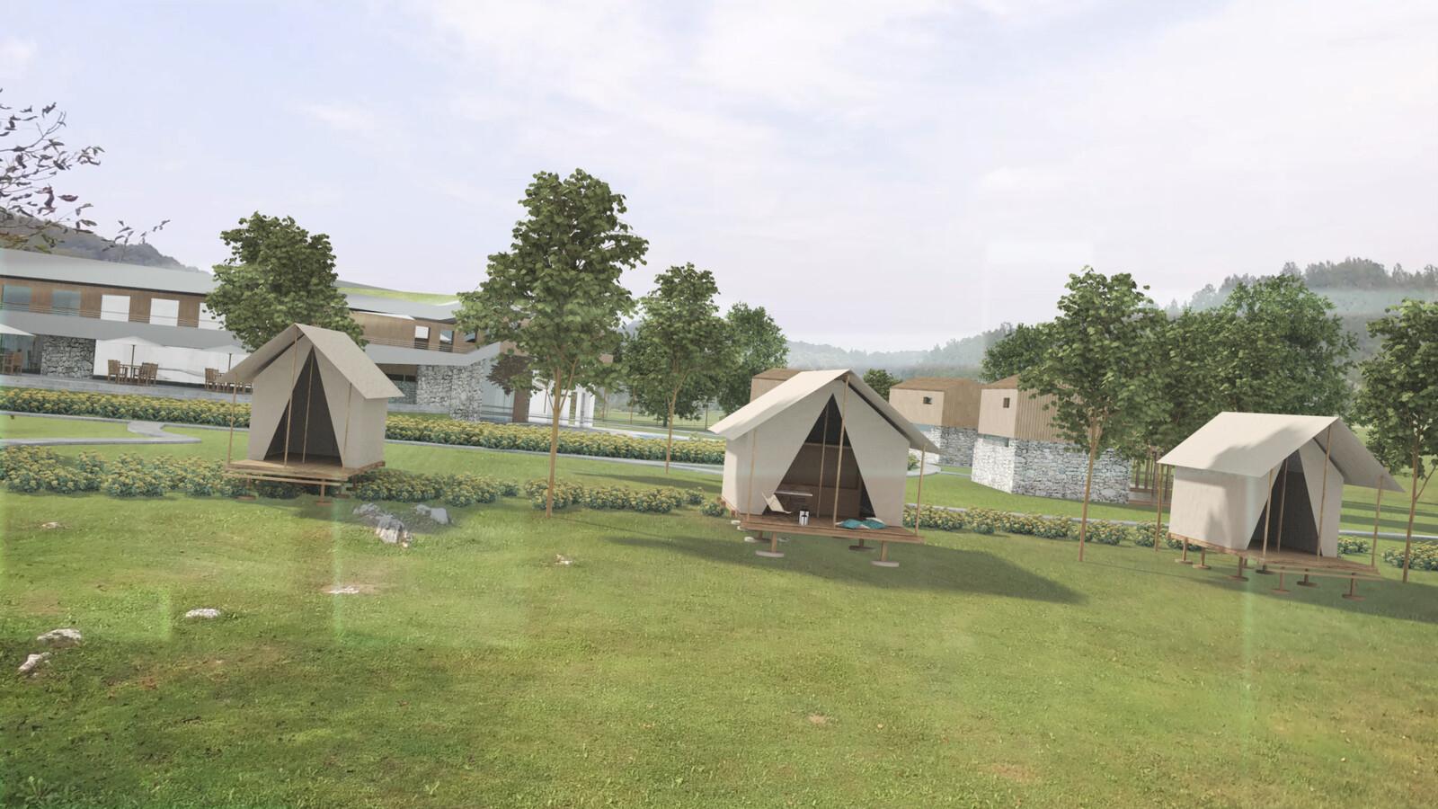 Korana resort